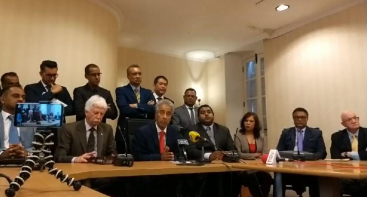 Boolell dénonce une tentative de museler l'opposition au Parlement