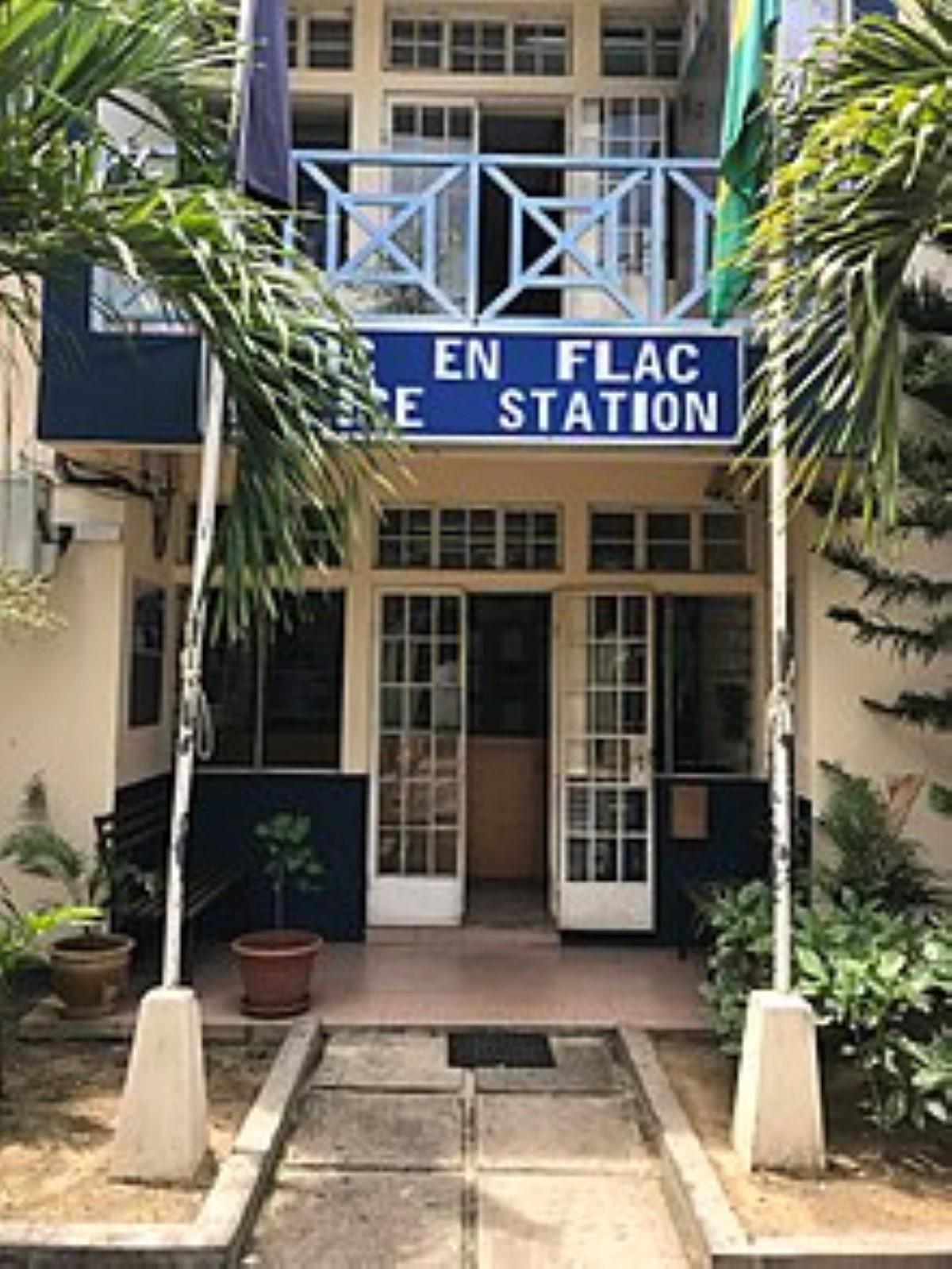 Un suspect arrêté pour meurtre à Flic-en-Flac