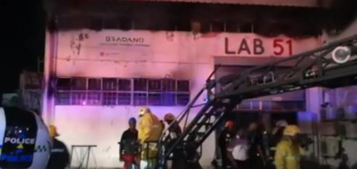 Incendie au Lab 51, sis à Pailles : Bilan trois morts