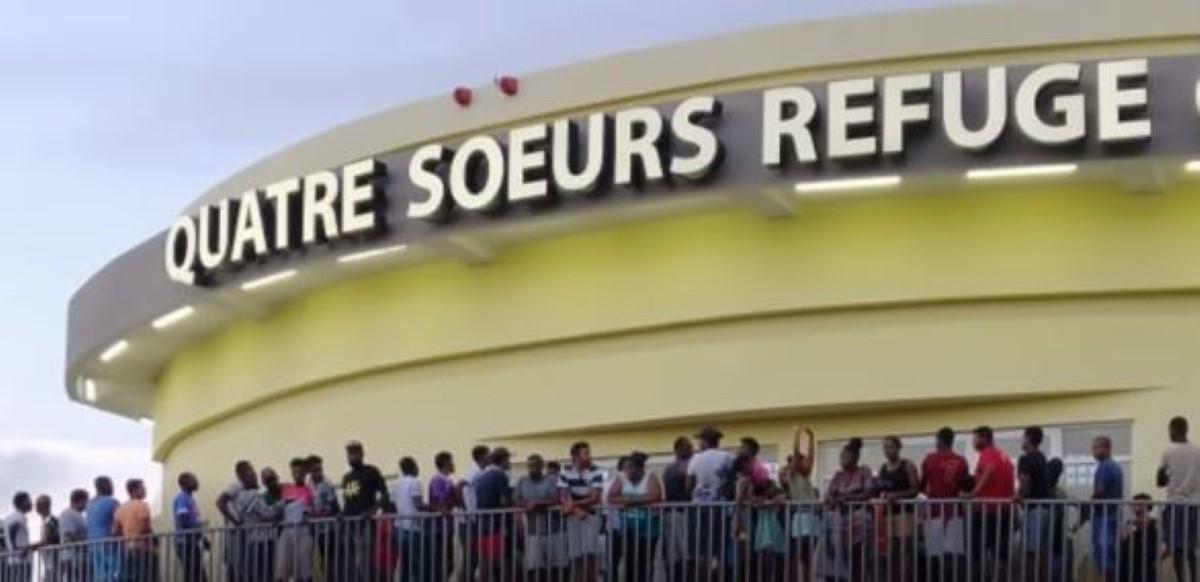 Vives tensions à Quatre-Sœurs : Les habitants protestent contre l'ouverture d'un centre de quarantaine