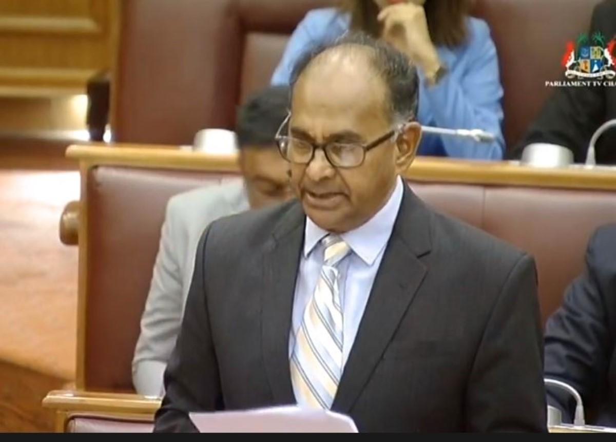Le frère de Alan Ganoo nommé président du Civil Service College Mauritius