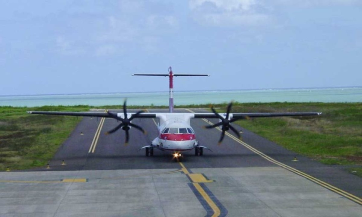 Coronavirus : Les vols d'Air Austral en provenance de la Réunion sont maintenus vers Rodrigues