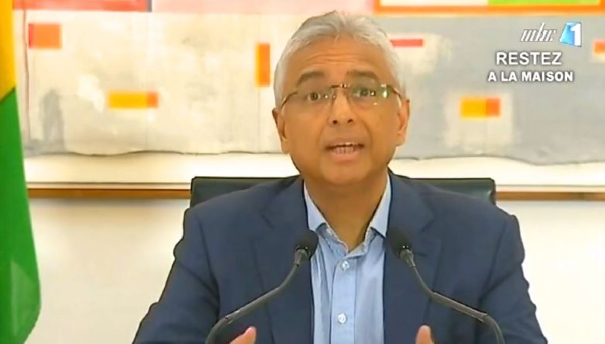 Covid-19 : Pravind Jugnauth annonce la fermeture des supermarchés, boutiques et boulangeries jusqu'au 31 mars