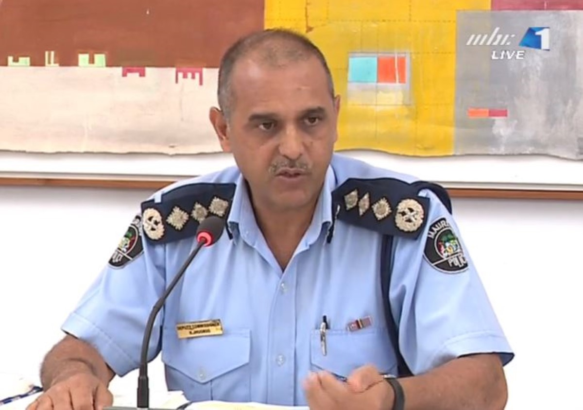 Brutalité policière : pas de cover-up insiste le DCP Krishna Jhugroo
