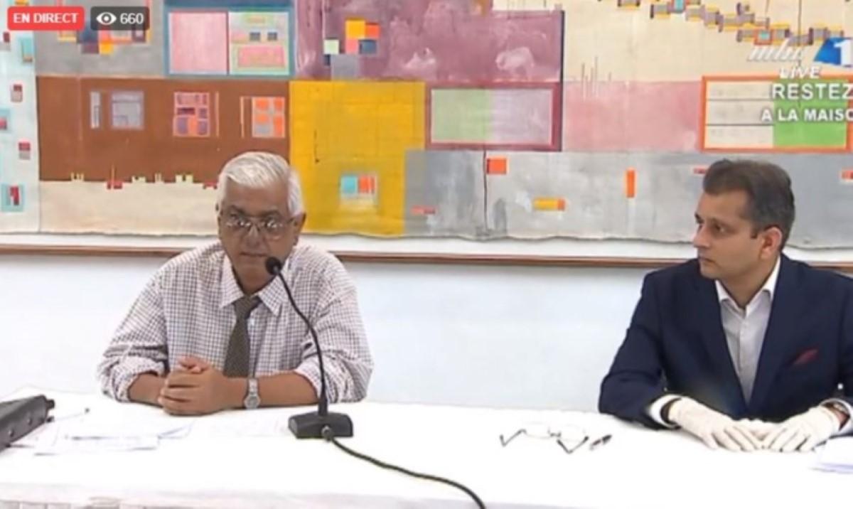 La conférence de presse du National Communication Committee à 18 heures désormais