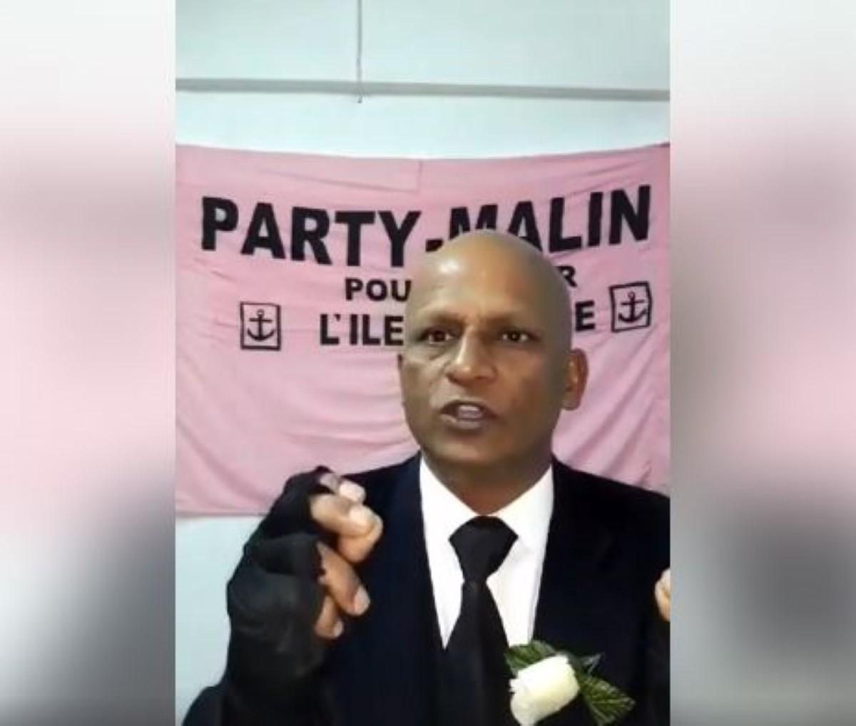 "▶️ Parti Malin : ""Beware Mr. Kawshik ! I am coming for you now ! """