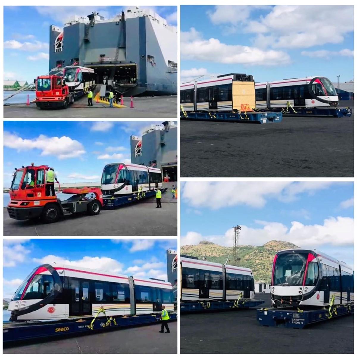 Le Metro Express prend livraison de son 16e wagon