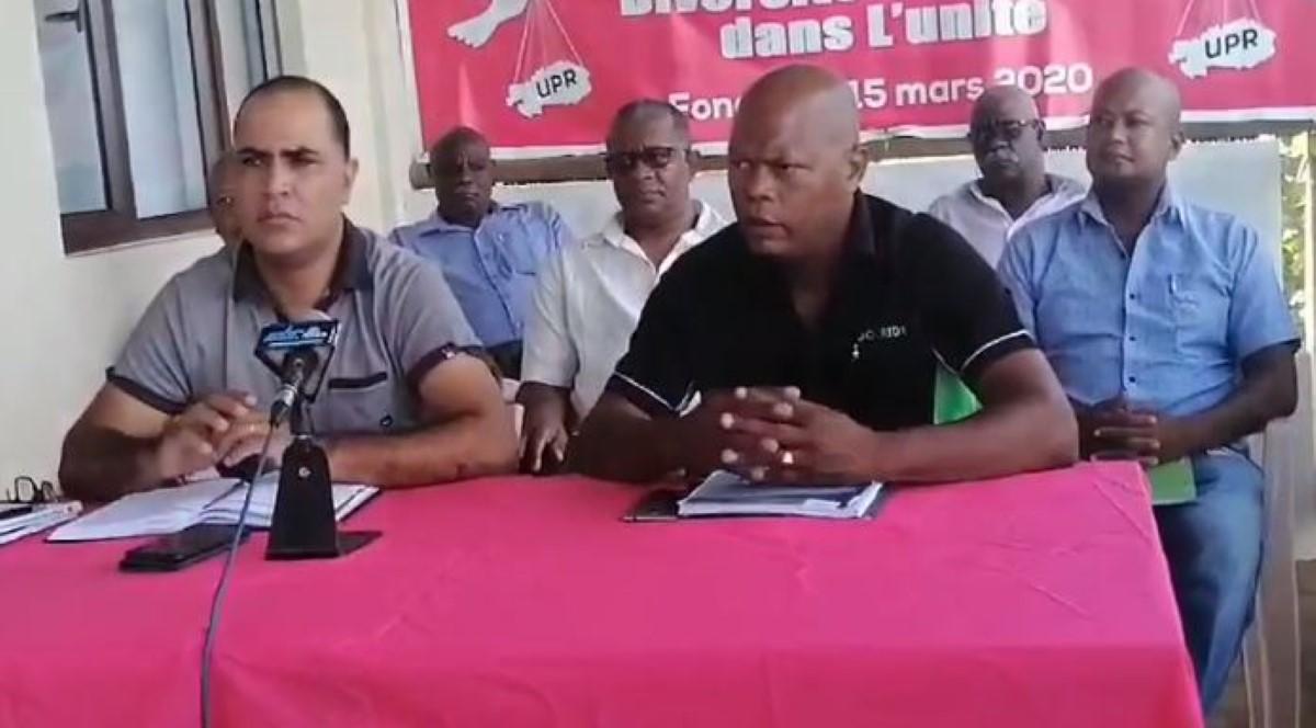 Le Minority Leader Grancourt souhaite un Air Rodrigues
