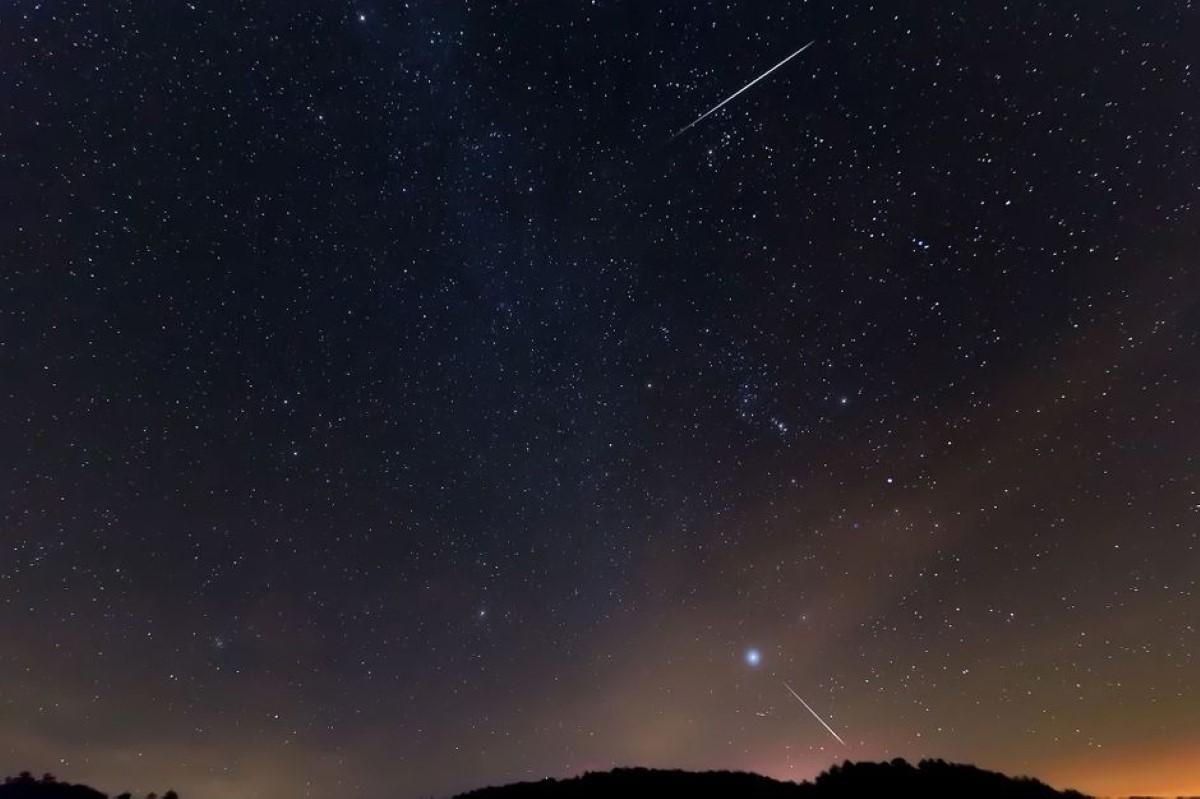 Les Lyrides, une pluie d'étoiles filantes, à observer pendant le confinement