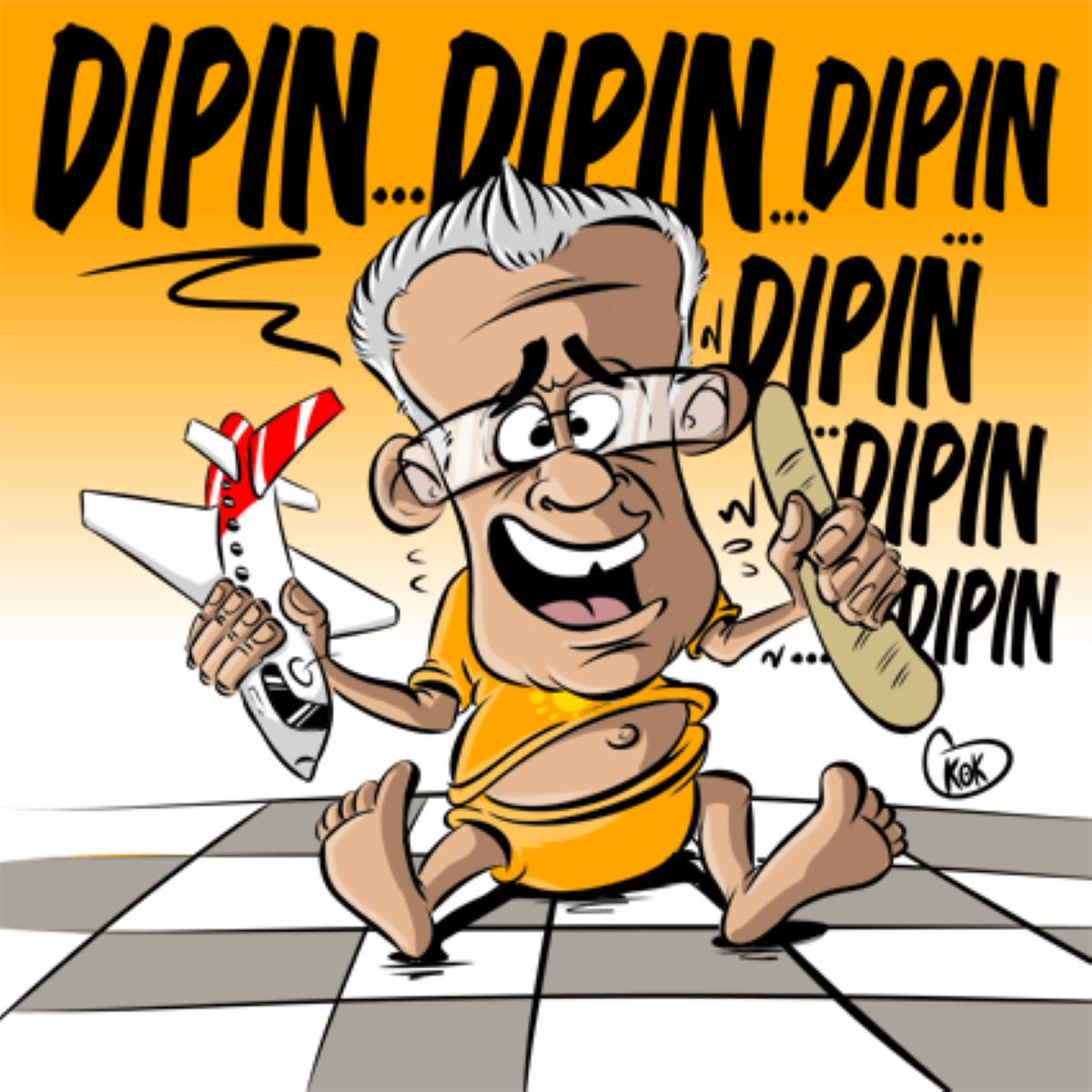 [KOK] Le dessin du jour : Pour le déconfinement, Pravind Jugnauth rassure, les boulangeries seront ouvertes