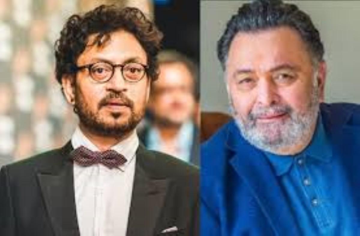 Décès de Rishi Kapoor et Irrfan Khan, deux légendes du cinéma indien
