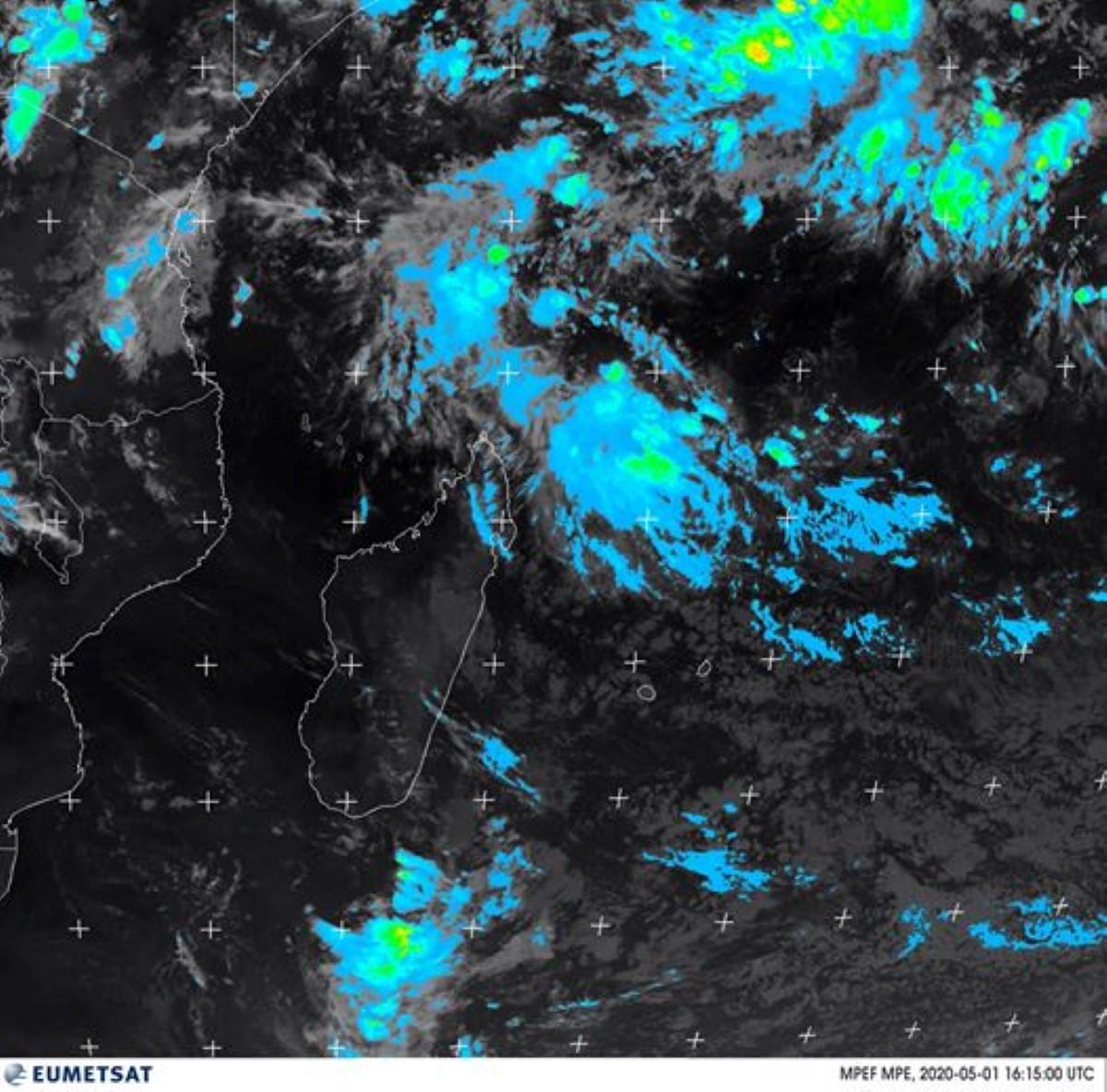 La météo du samedi 2 mai 2020