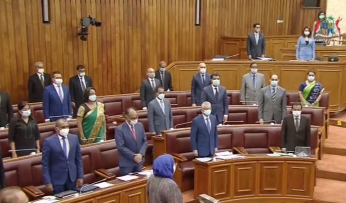 Parlement : Au programme, deux projets de loi le Covid-19 Bill et la Quarantine Bill