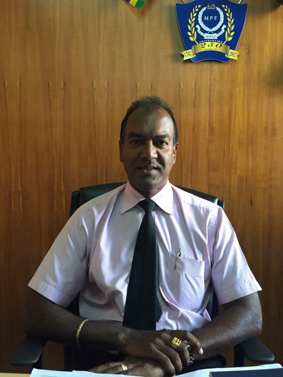 L'inspecteur Shiva Coothen remplacé par une nouvelle cheffe au Police Press Office