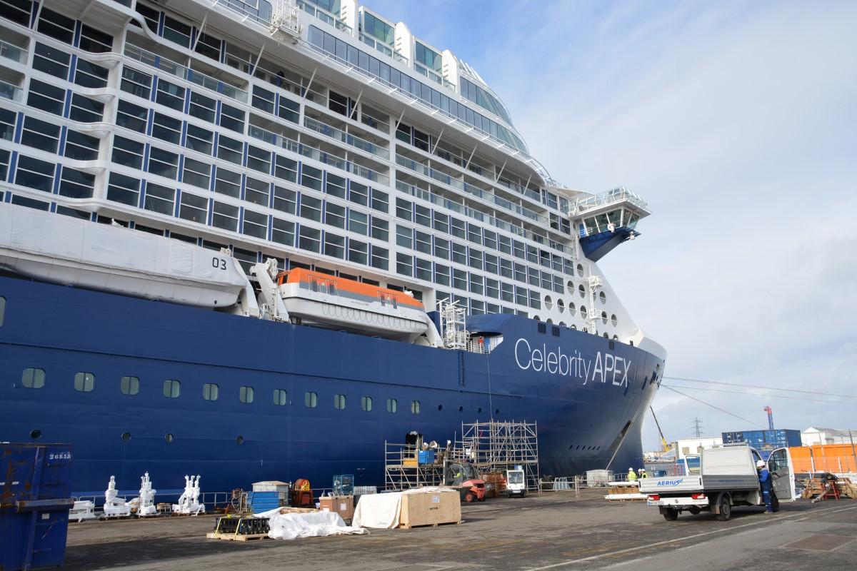 90 Mauriciens bloqués à bord du Celebrity Apex lancent un appel de détresse au gouvernement mauricien