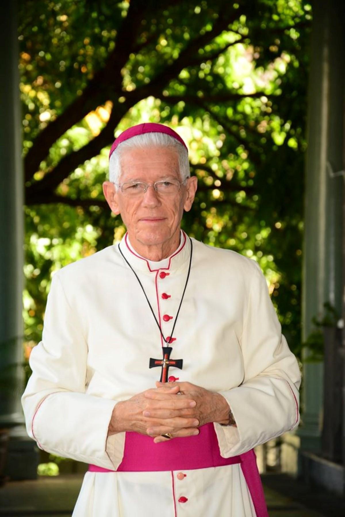 Un beau message de paix et de solidarité du Cardinal Piat à la communauté musulmane