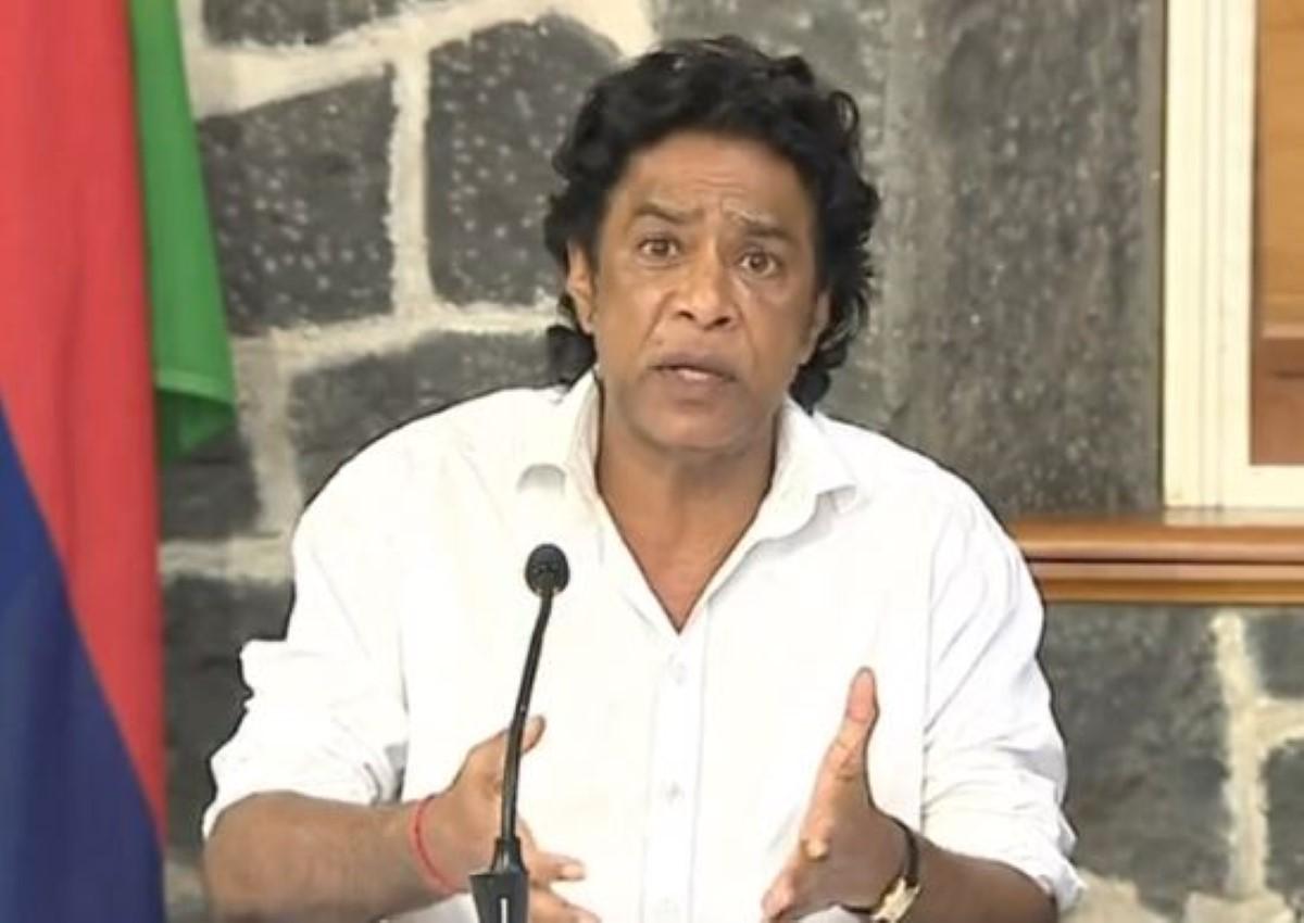 « Nous allons vers un déconfinement graduel », annonce Nando Bodha.
