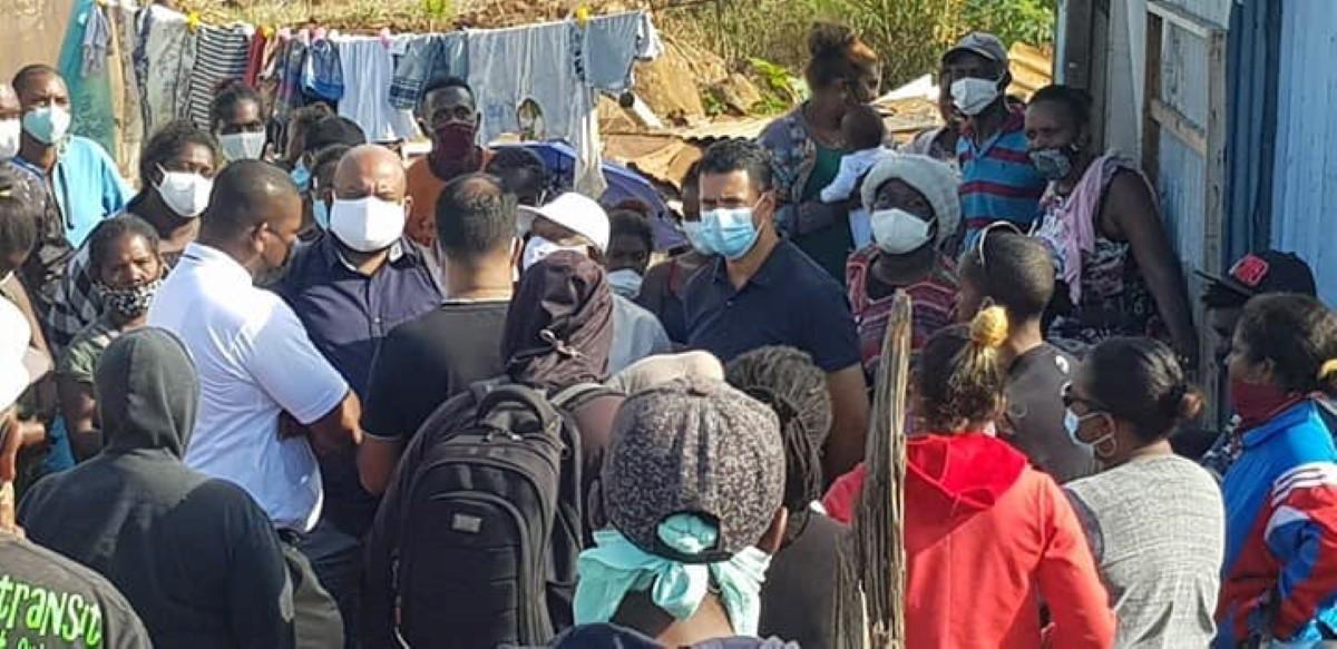 L'État veut des détails sur les squatters de Pointe-aux-Sables