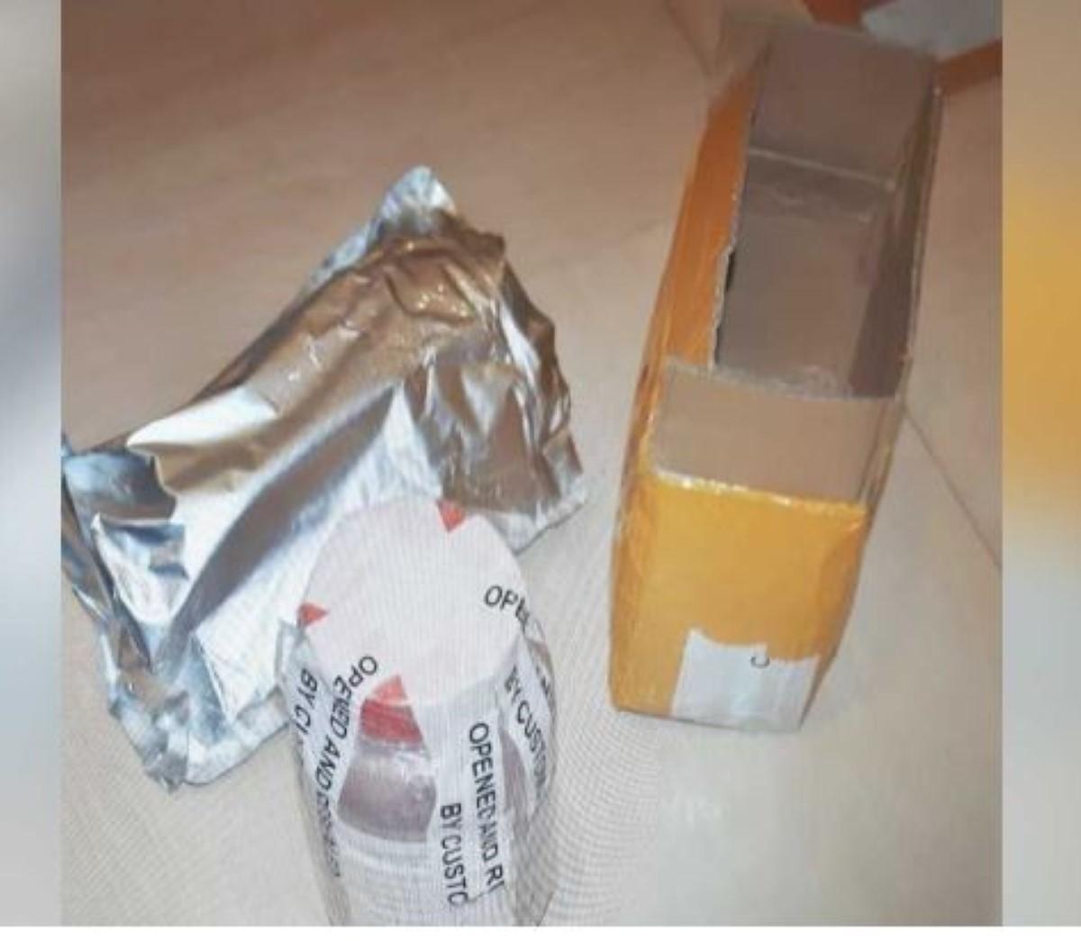 Saisie de Rs 45 millions de drogue synthétique dissimulées dans des bocaux de pâte de piment