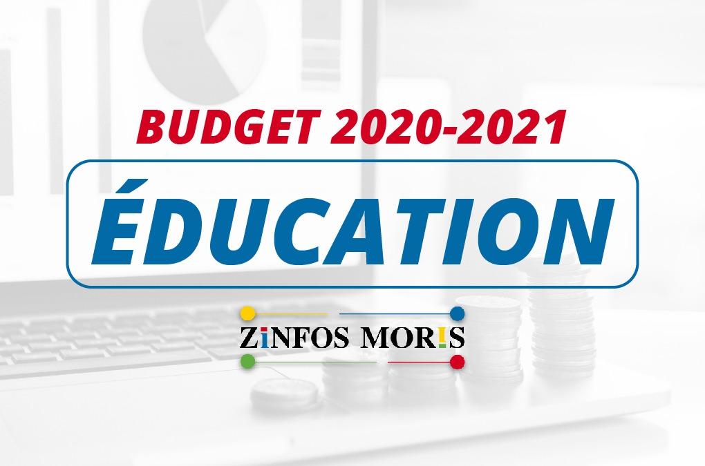 [Budget 2020-2021] 2 570 tablettes seront distribuées aux élèves des Grades 10 à 13
