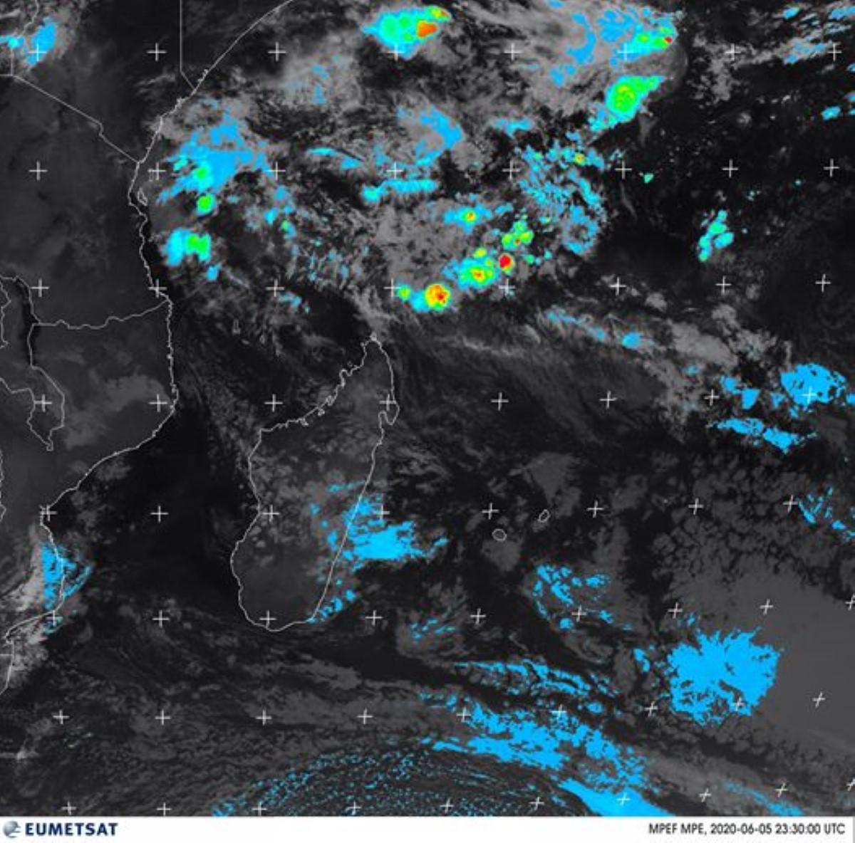 La météo du samedi 6 juin 2020