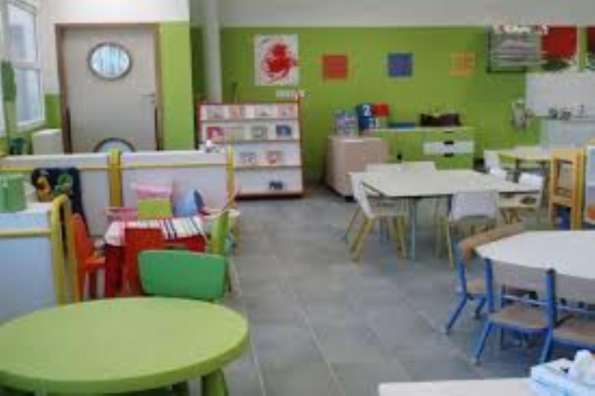Les petits du pré-primaire à l'école à partir du 22 juin