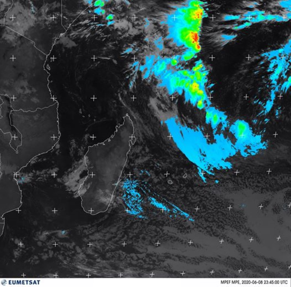La météo du mardi 9 juin 2020
