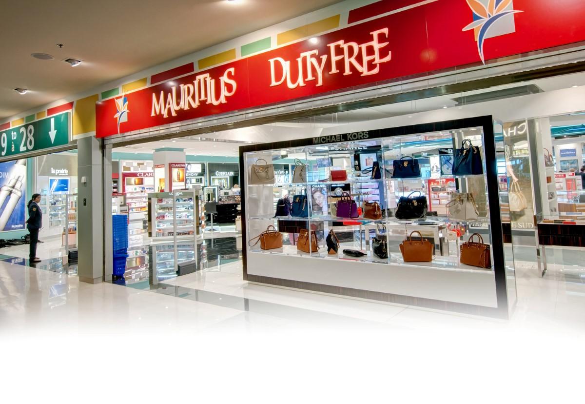 Les Mauriciens vont profiter du duty-free mais avec les taxes
