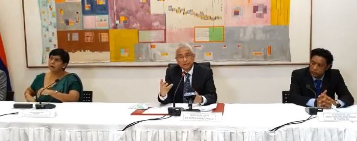 Allégations de corruption : Ivan Collendavelloo n'était pas au courant, dit Pravind Jugnauth