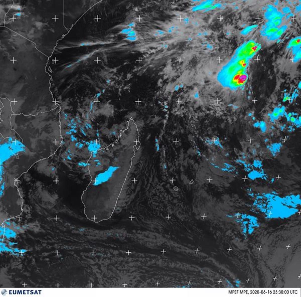 La météo du mercredi 17 juin 2020