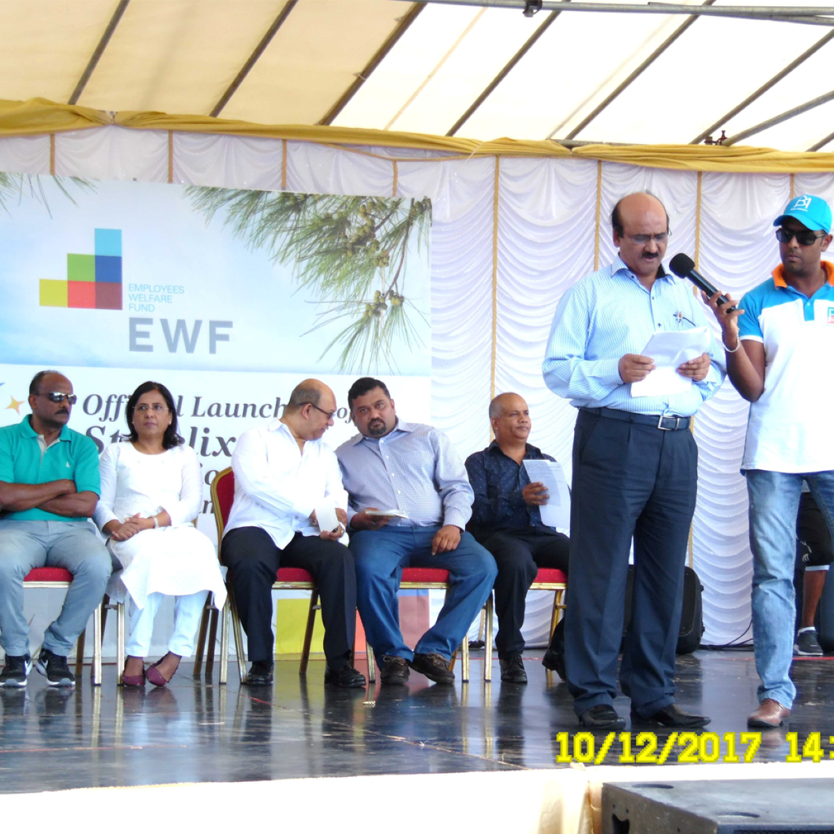 Inauguration Of St Felix Recreational Park