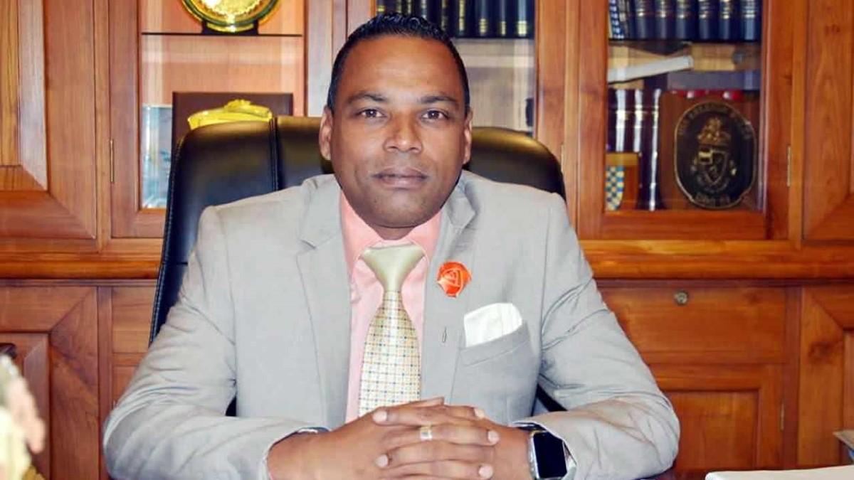 Daniel Laurent, ancien Lord Maire de Port-Louis, nouveau président du «board» de la Beach Authority
