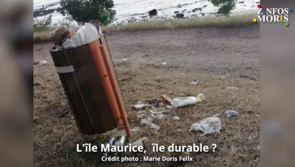 [Video] L'île Maurice, île durable ?