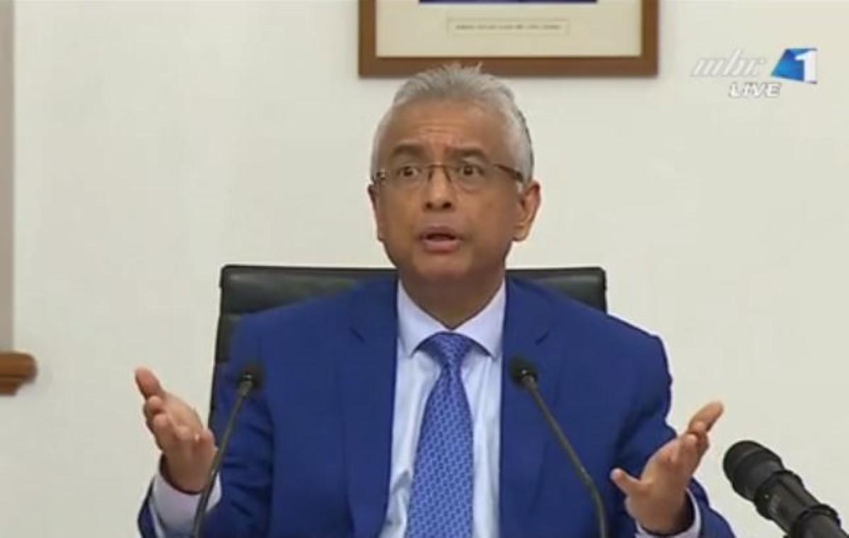 Révocation de Collendavelloo du gouvernement :  «Ce fut très dur de prendre cette décision »