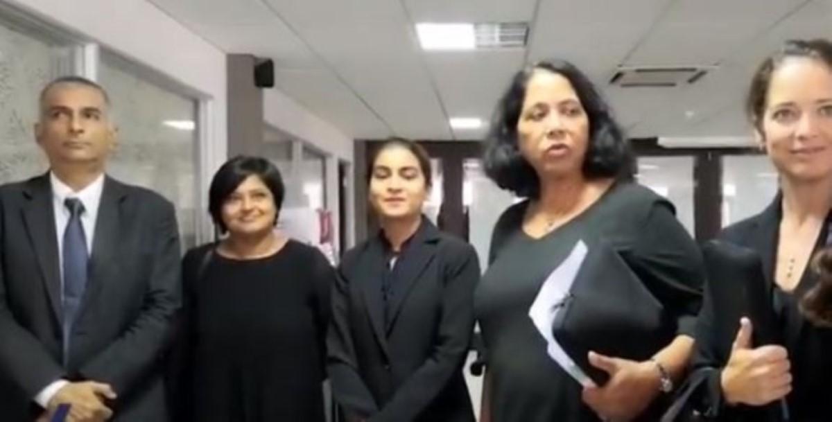 Pas de débat sur la motion de blâme contre Nargis Bundhun