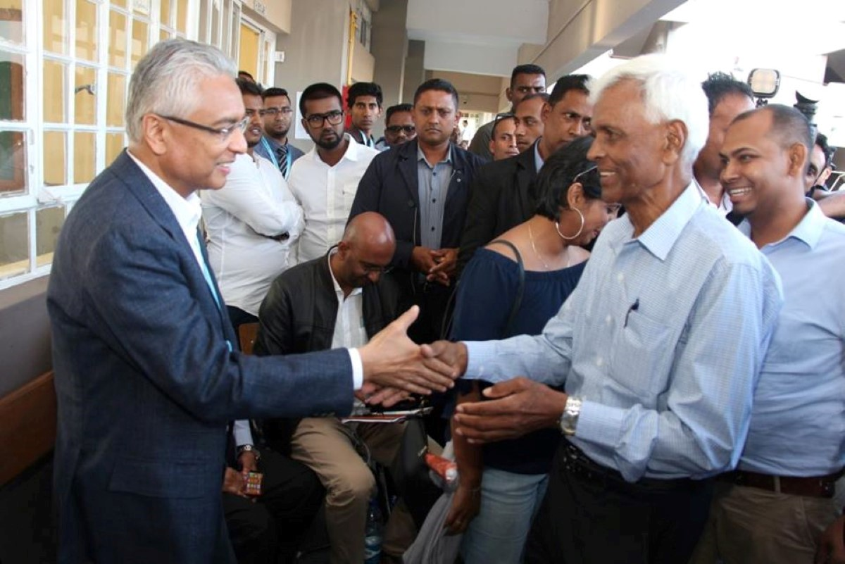 Des élections palpitantes à la Mauritius Sanathan Dharma Temples' Federation