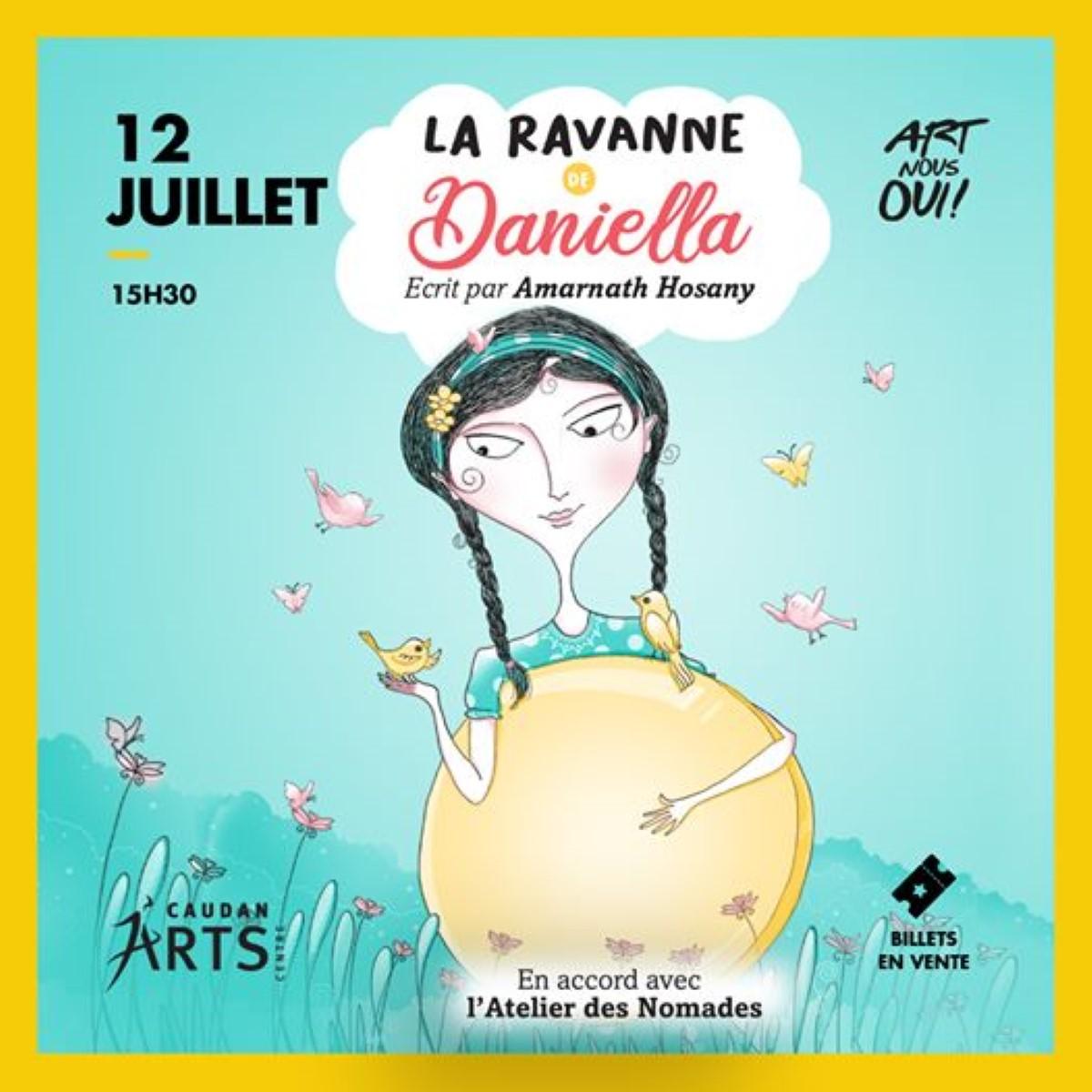 La Ravanne de Daniella revient au Caudan Arts Centre