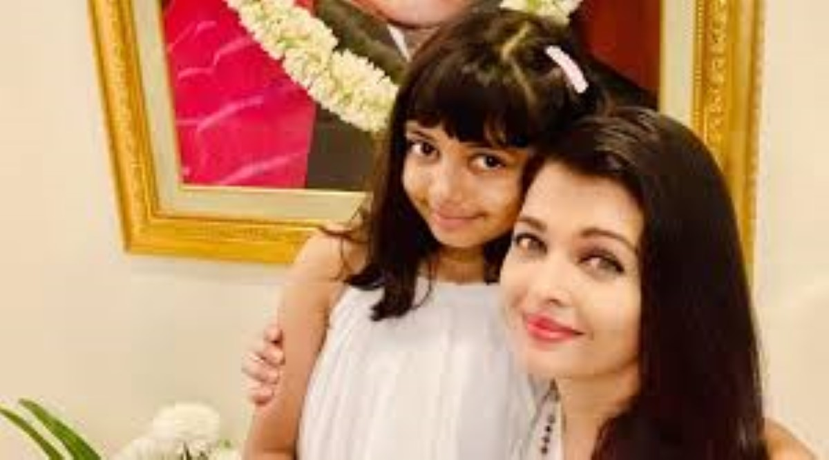 Aishwarya Rai Bachchan et sa fille Aaradhya