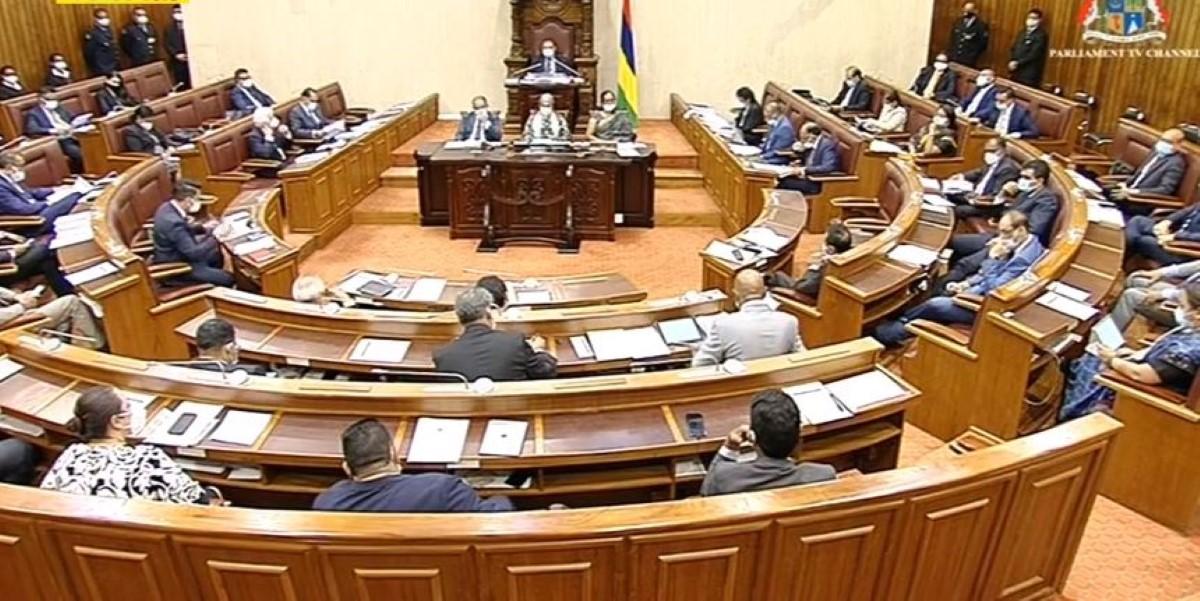 Aucune question parlementaire ce mardi