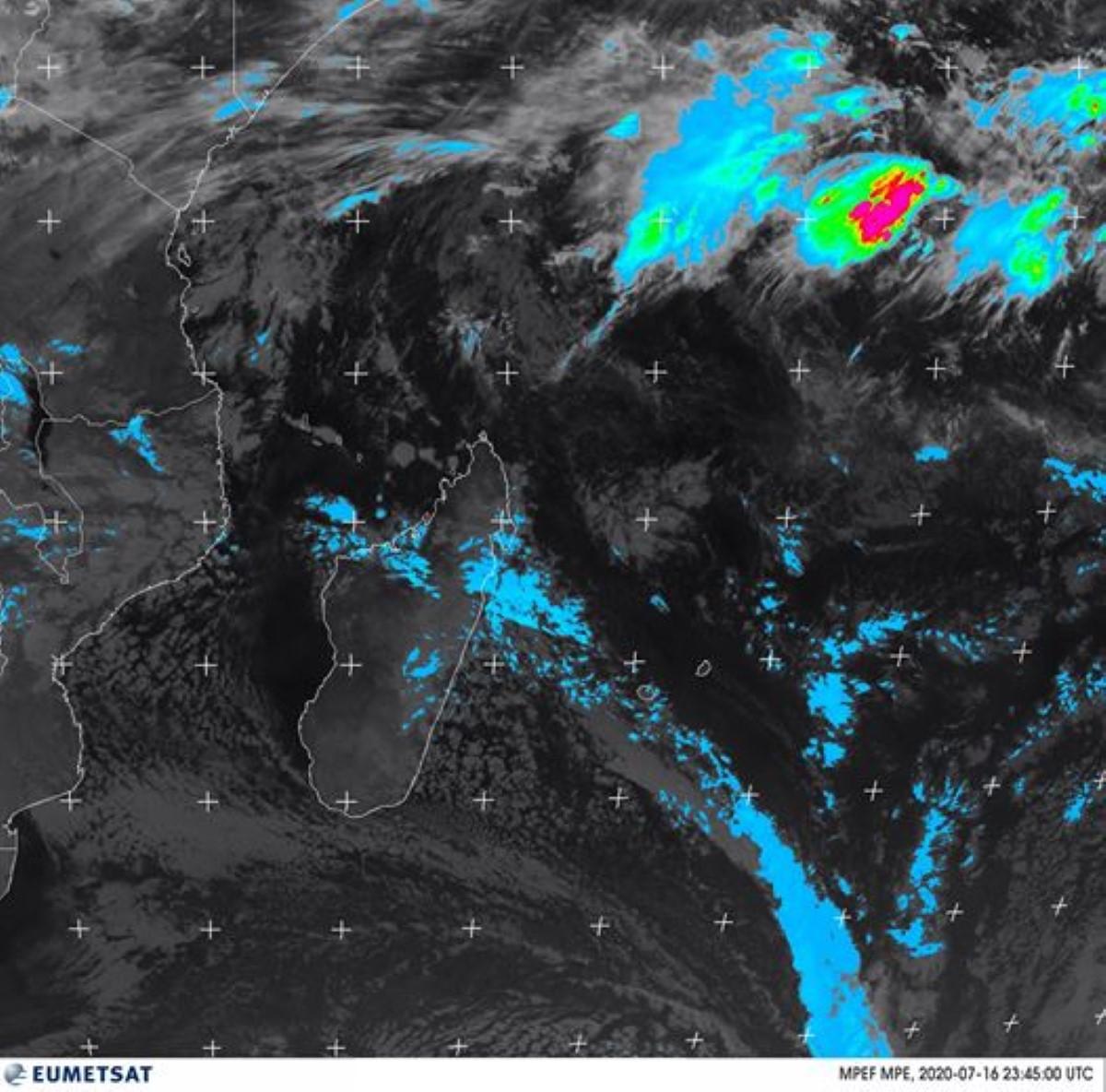 La météo du vendredi 17 juillet 2020