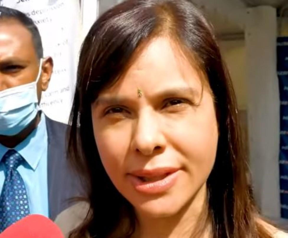 Kobita Jugnauth : «Li possib mo finn repousse mo vol en avance»