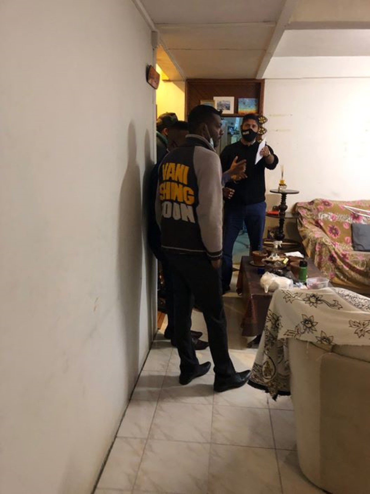 Tania Diolle fait arrêter l'internaute Farihah Soobrattee Ruhomaully