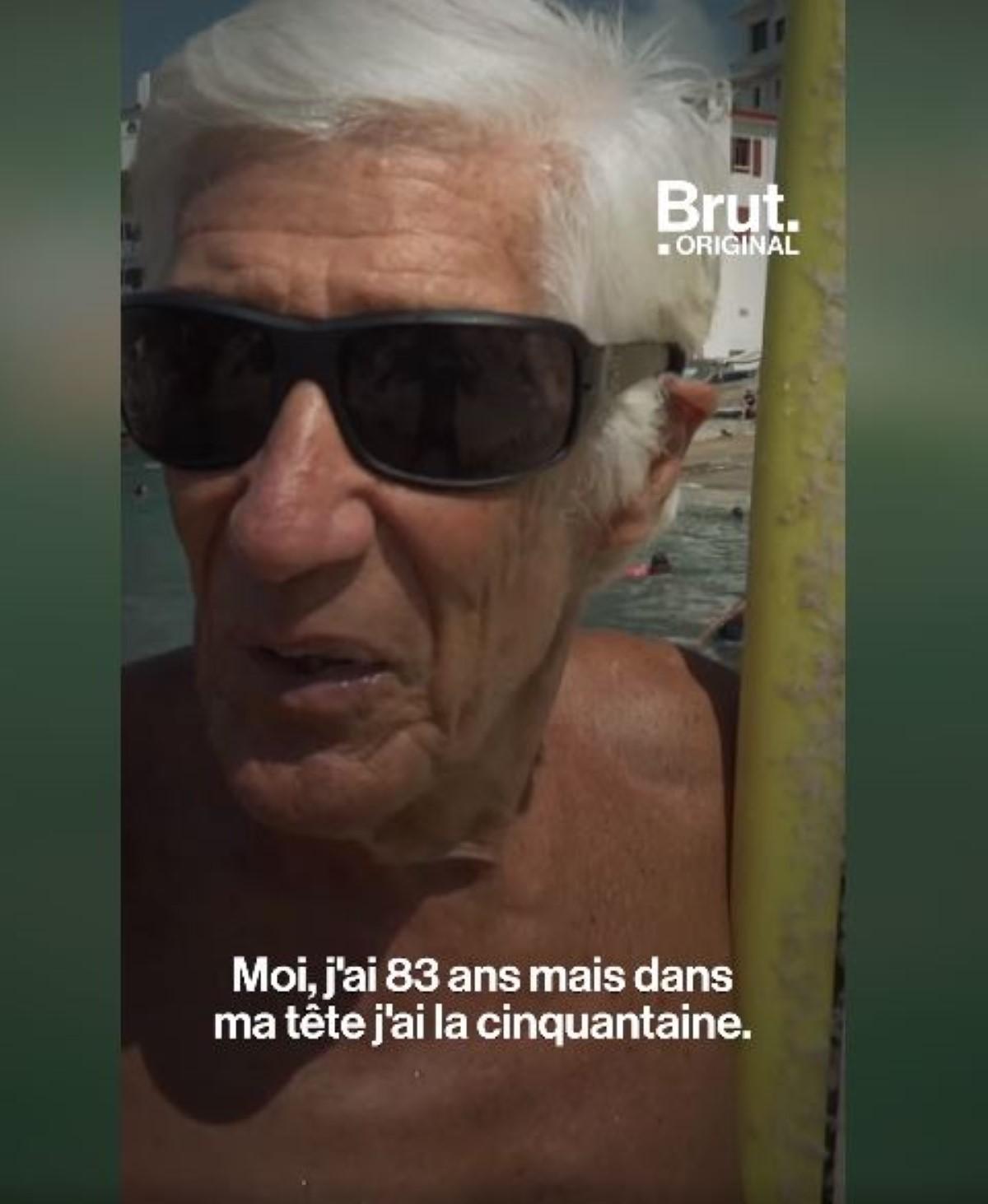 [Vidéo] Joël de Rosnay, mauricien et pionnier du surf français, surfe encore à 83 ans