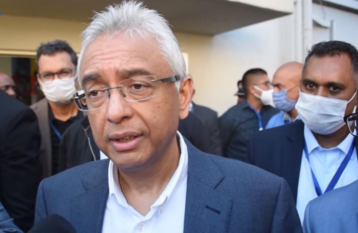 Réouverture des frontières : « La situation est compliquée » affirme Pravind Jugnauth