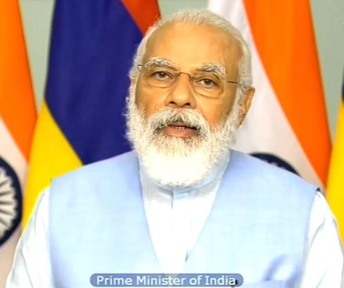 Aucune condition attachée à notre aide, affirme Narendra Modi