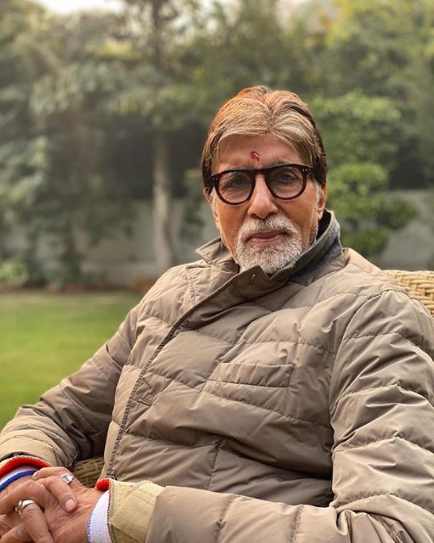 Amitabh Bachchan, l'acteur de Bollywood testé négatif au Covid-19, est sorti de l'hôpital
