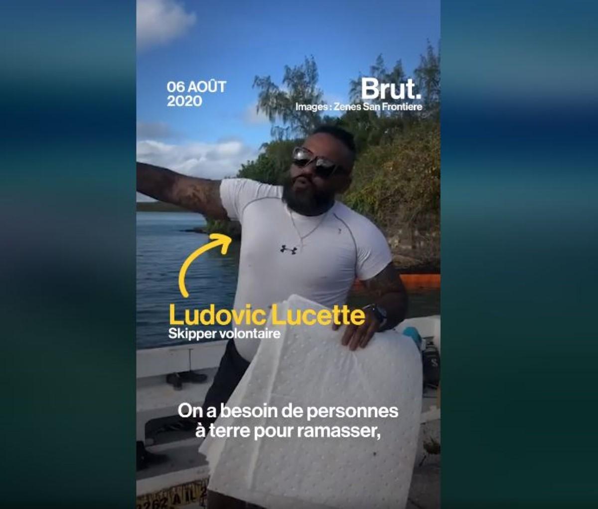 [Vidéo] La catastrophe écologique à l'Île Maurice intéresse Brut