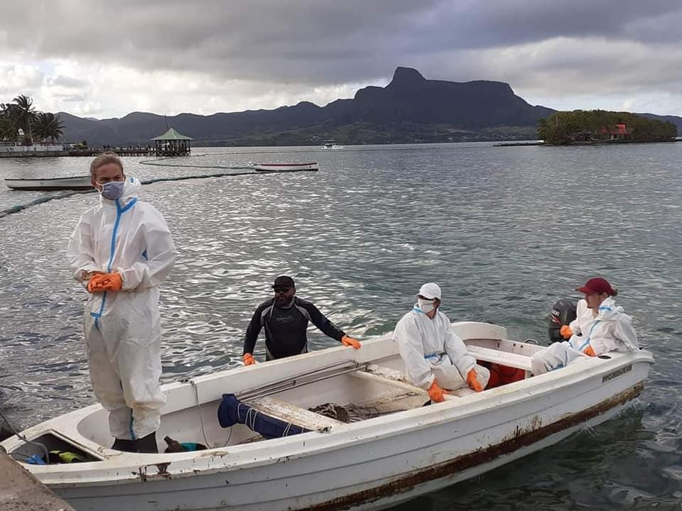 [En images] Mobilisation pour nettoyer le lagon : merci aux Mauriciens