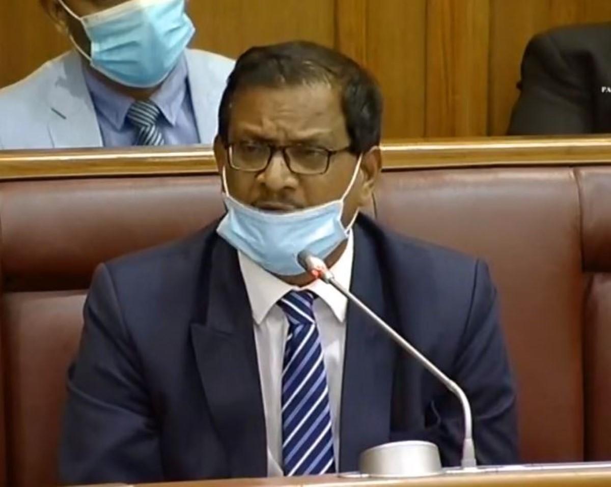 Sudheer Maudhoo : « le rapport d'enquête du MV Wakashio bientôt prêt»