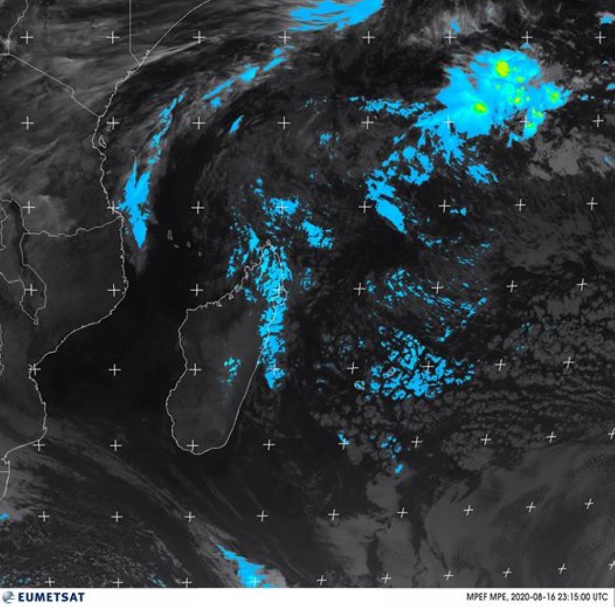La météo du lundi 17 août 2020